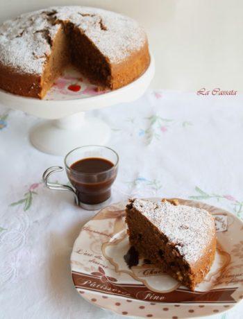 Cake au café espresso sans gluten - La Cassata Celiaca