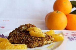 Cabillaud in crosta di pistacchi -La Cassata Celiaca
