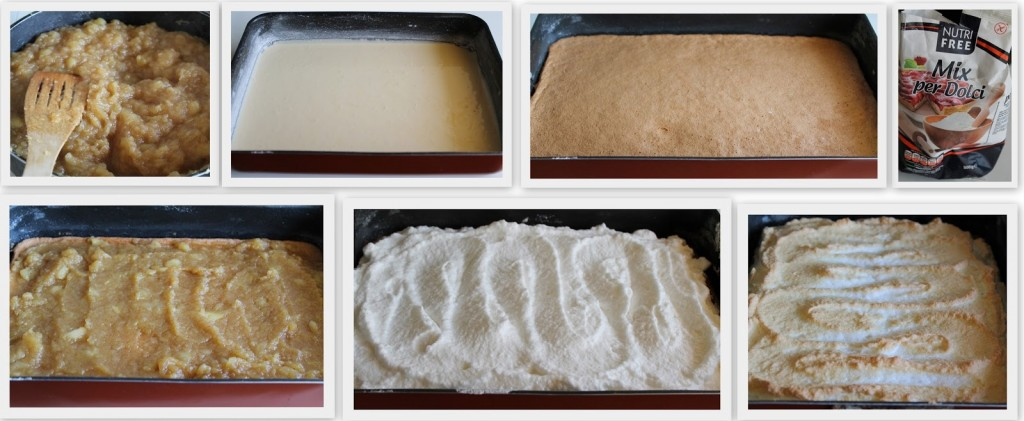 Torta di mele e meringa di Any - La Cassata Celiaca