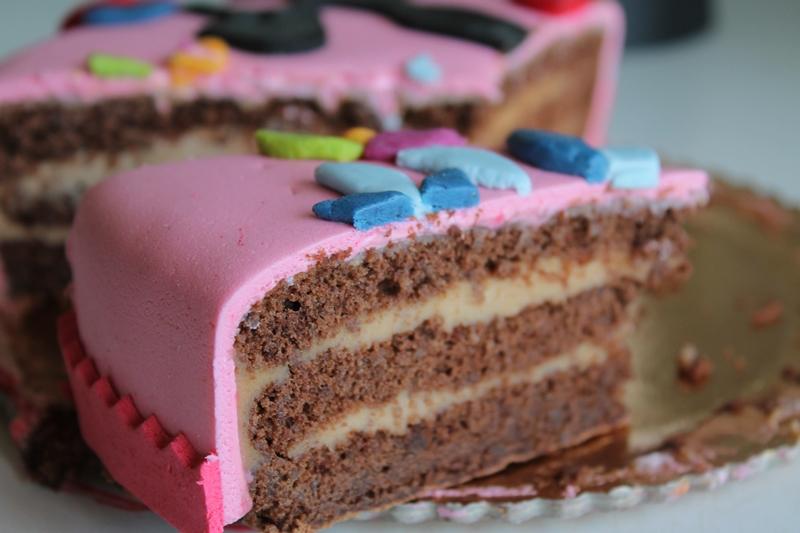 Torta cioccolato e mascarpone senza glutine - La Cassata Celiaca