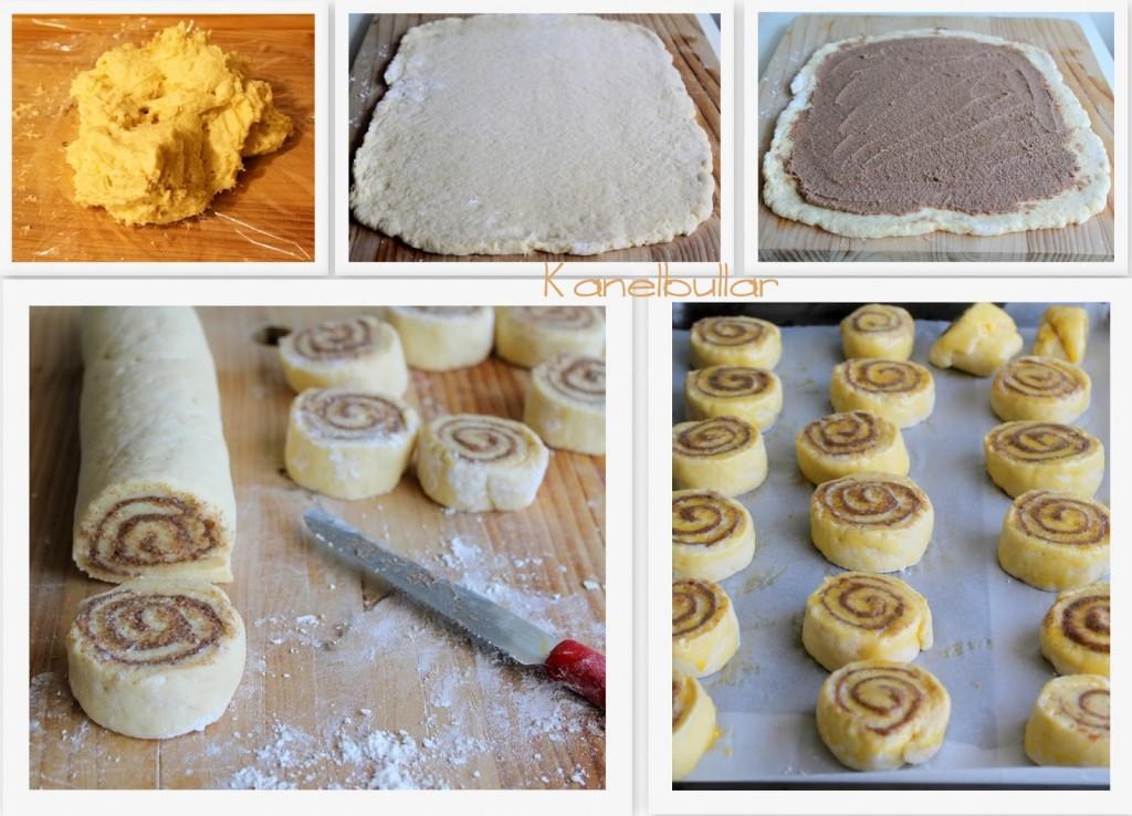 Kanelbullar (senza glutine) - La Cassata Celiaca