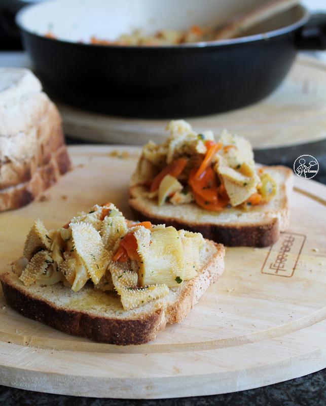 Tripes en sauce sans gluten - La Cassata Celiaca