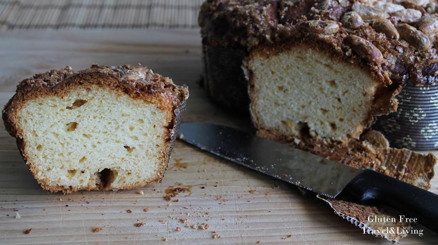 Colomba senza glutine e buona Pasqua - La Cassata Celiaca