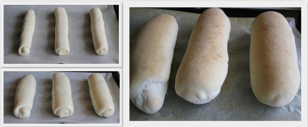 Panini per hot dog senza glutine - La Cassata Celiaca