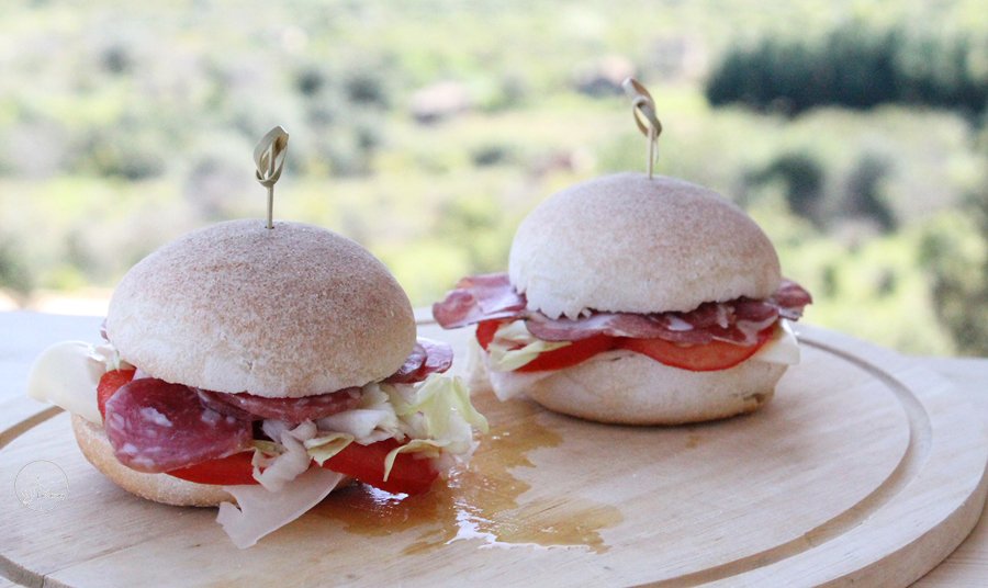 Panini all'olio senza glutine - La Cassata Celiaca