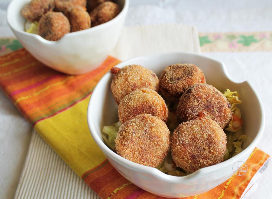 Boulettes au thon sans gluten - La Cassata Celiaca