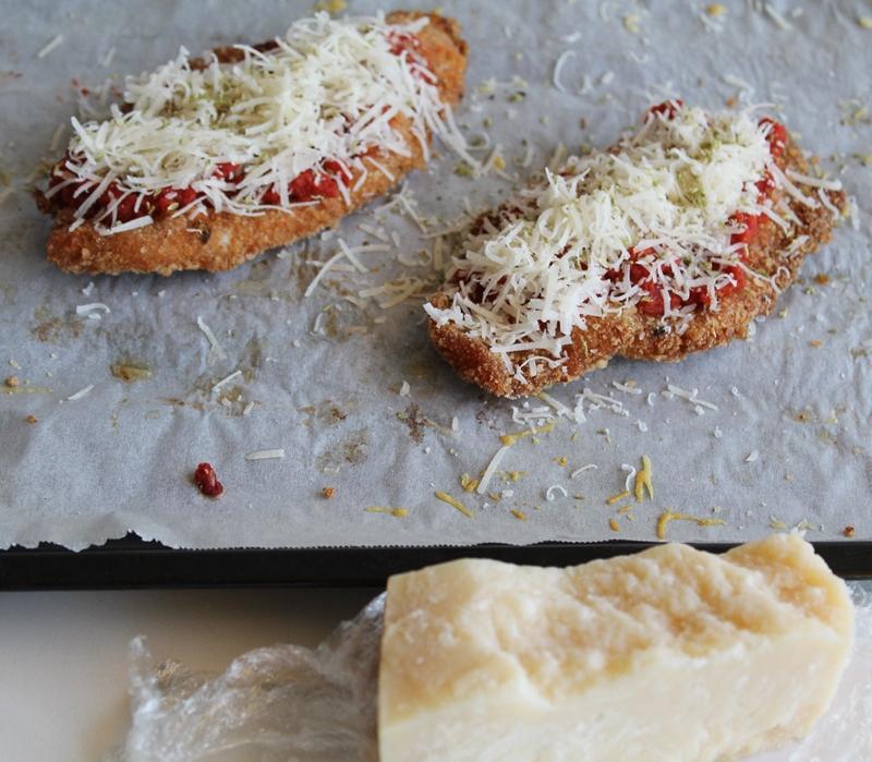 Pollo alla parmigiana - La Cassata Celiaca