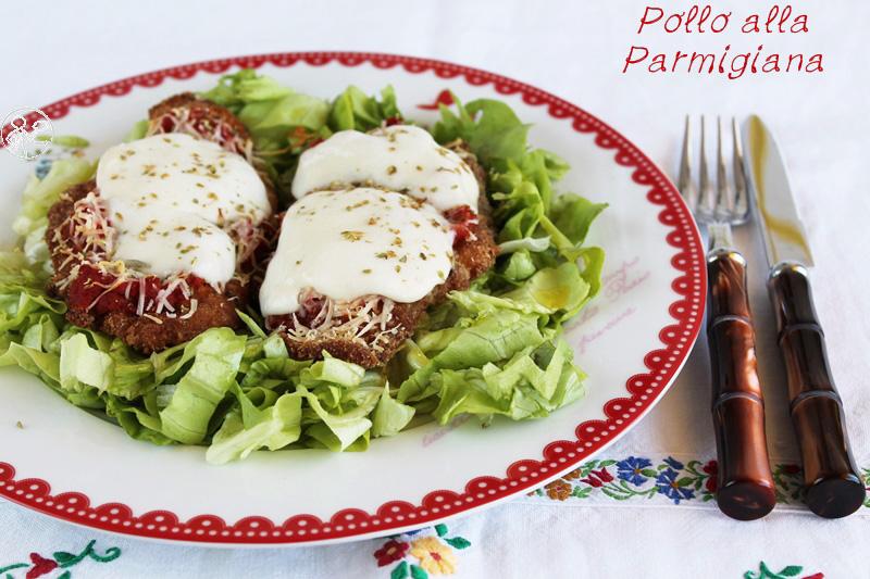 Blanc de poulet à la Parmigiana - La Cassata Celiaca