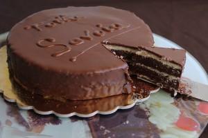 Gâteau Savoia: la vidéo recette sans gluten - La Cassata Celiaca
