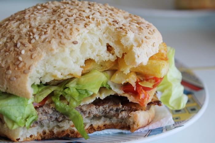 Parm-Burger, per il CrossCooKing 2014 e il GFFD - La Cassata Celiaca