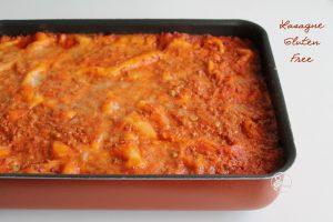 Lasagnes au ragoût sans gluten en vidéo
