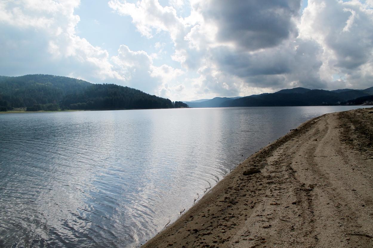 Lac Arvo dans la Sila - La Cassata Celiaca