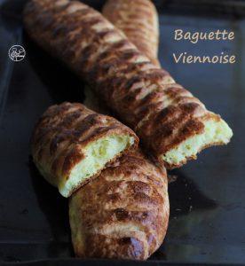 Baguette viennoise senza glutine - La Cassata Celiaca