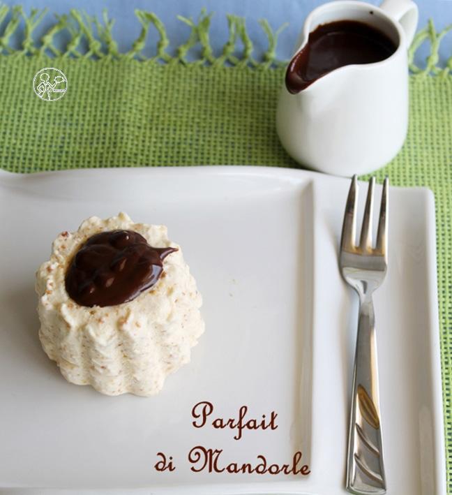 Parfait aux amandes: la vidéo recette - La Cassata Celiaca