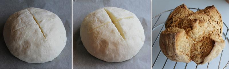 Irish soda bread senza glutine - La Cassata Celiaca