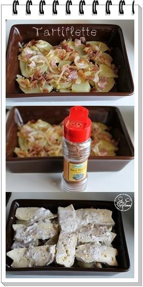 Tartiflette senza glutine- La Cassata Celiaca