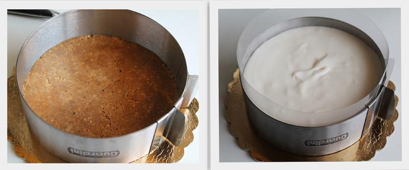 Cheesecake all'ananas (senza glutine e senza lattosio) - La Cassata Celiaca