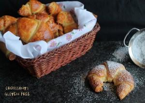 Croissant sfogliato senza glutine: I e II tentativo - La Cassata Celiaca