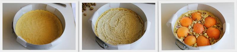 Tarte à la frangipane et aux abricots sans gluten - La Cassata Celiaca