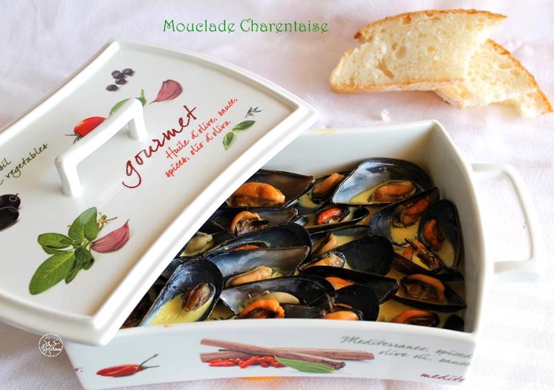 Mouclade Charentaise sans gluten - La Cassata Celiaca