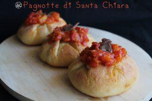 Pagnotte di Santa Chiara (senza glutine) - La Cassata Celiaca