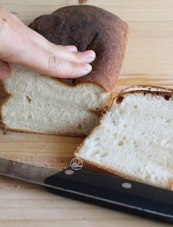 Pancarrè senza glutine con lievito madre - La Cassata Celiaca