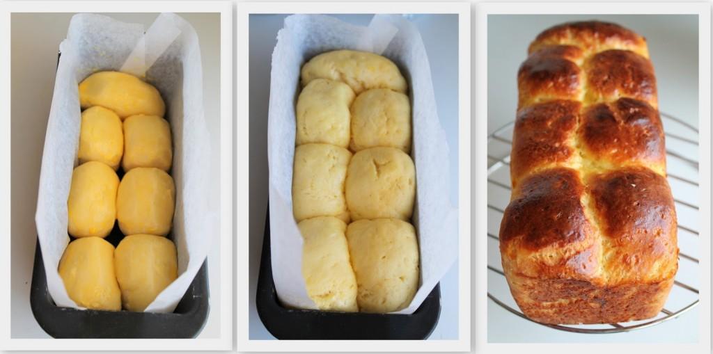 Brioche senza glutine con lievito madre - La Cassata Celiaca