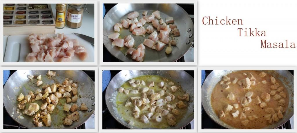 Riz basmati et poulet tikka masala - La Cassata Celiaca
