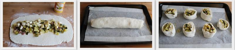 Girelle di pizza senza glutine - La Cassata Celiaca