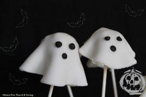 Halloween: on prépare les popcakes! - La Cassata Celiaca