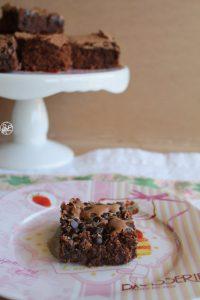 Brownie (senza glutine) dello chef Elmi - La Cassata Celiaca