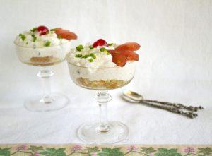 Cassata siciliana in coppa (senza glutine) - La Cassata Celiaca