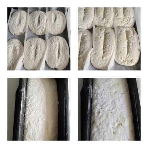 Panini senza glutine con lievito madre - La Cassata Celiaca