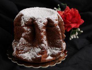 Pandoro sans gluten - La Cassata Celiaca
