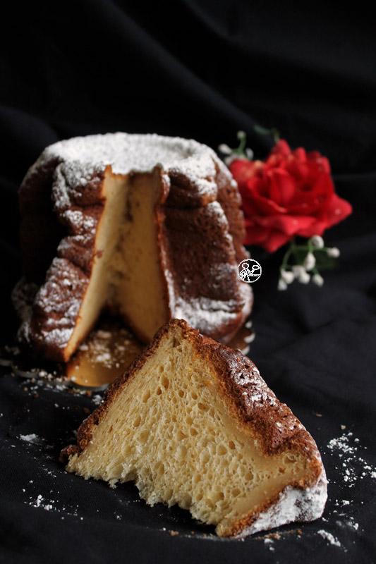 Pandoro senza glutine per Natale - La Cassata Celiaca