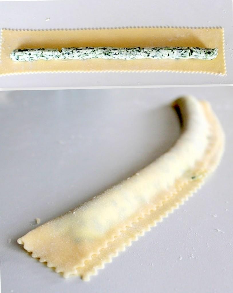 Pappardella ripiena alla Ferrarini way (senza glutine) - La Cassata Celiaca