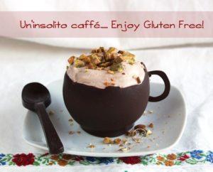 Tazzine di caffè al cioccolato senza glutine - La Cassata Celiaca