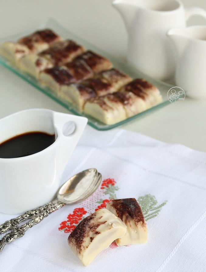 Pralines au cappuccino de Gianluca Aresu - La Cassata Celiaca