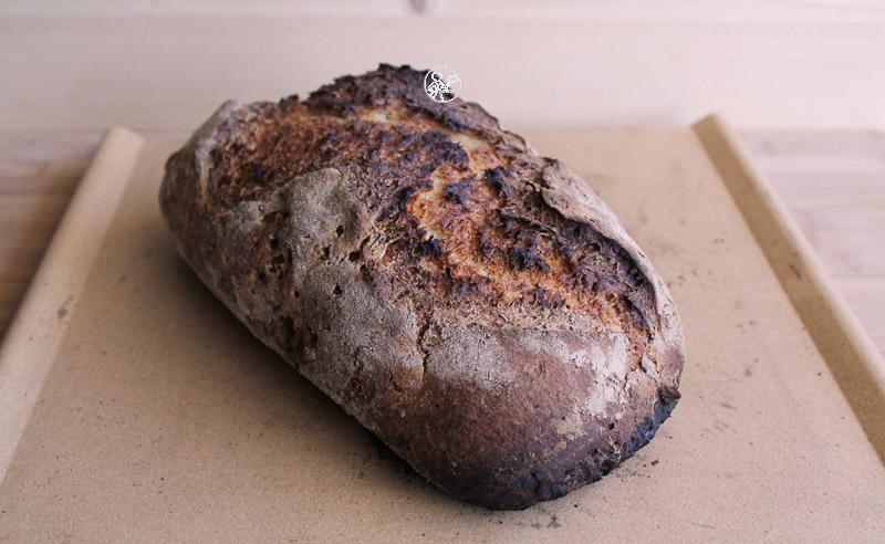 Pain au levain sans gluten- La Cassata Celiaca