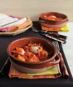 Calamaretti ripieni, senza glutine - La Cassata Celiaca