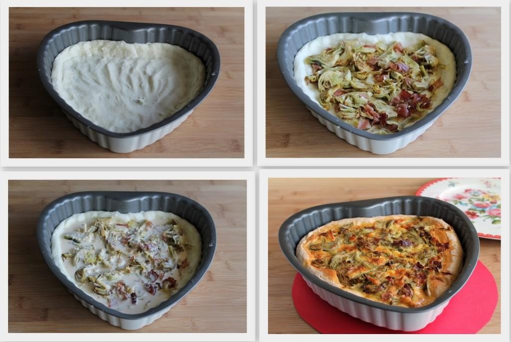 Un cuore salato per un San Valentino senza glutine - La Cassata Celiaca