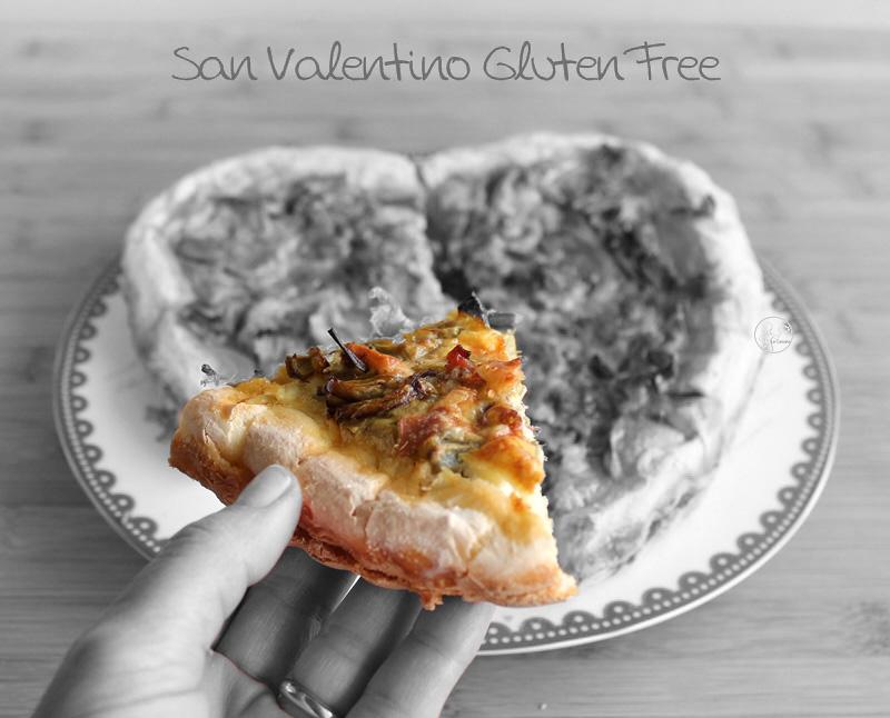 Un cœur salé pour le Saint Valentin - La Cassata Celiaca