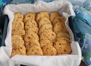 Cookies au praliné d'amandes, sans gluten - La Cassata Celiaca