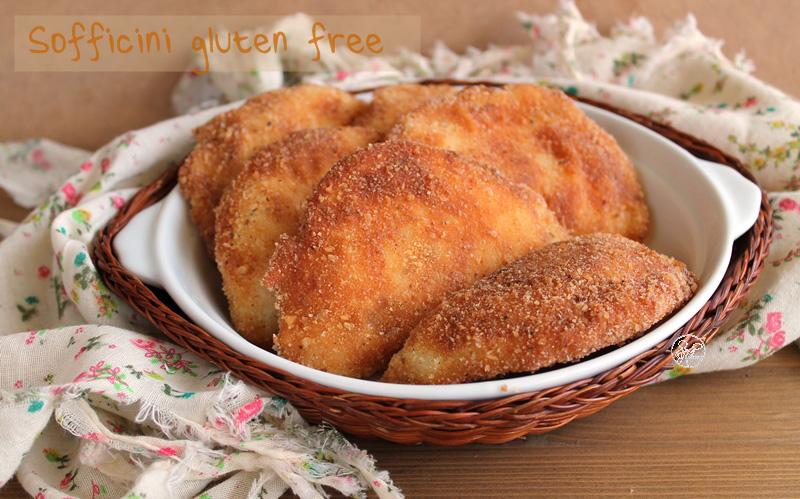 Sofficini senza glutine: la video ricetta - La Cassata Celiaca