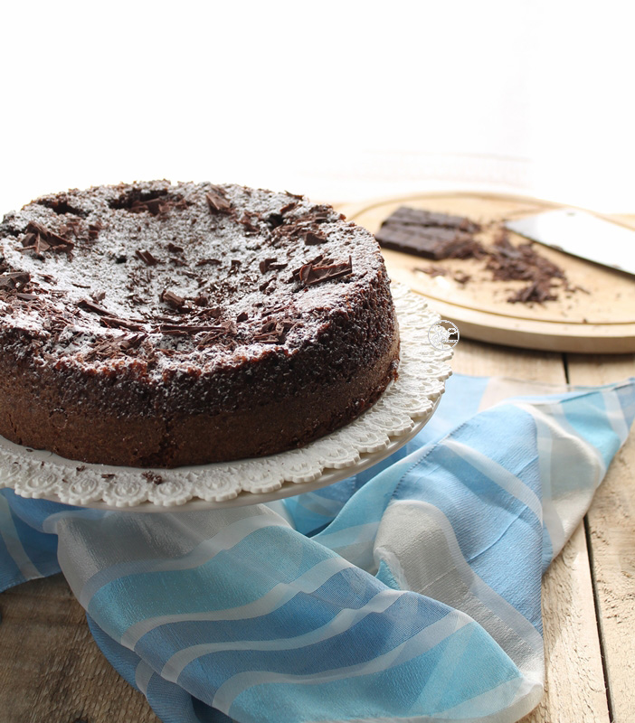Torta cappuccina di Ketty, ma senza glutine - La Cassata Celiaca