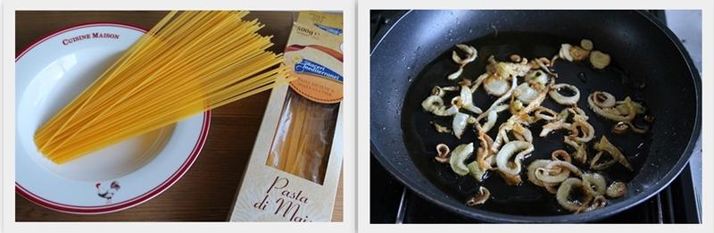 Spaghetti alla chef - La Cassata Celiaca