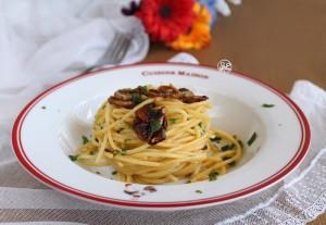 Spaghettis à la Chef, sans gluten - La Cassata Celiaca
