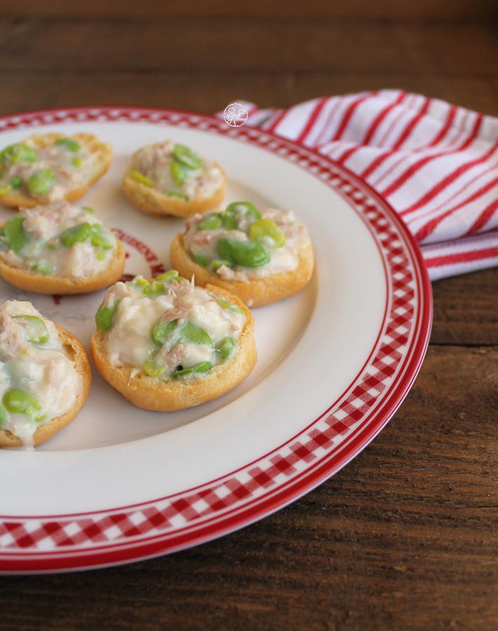 Cestini di bigné salati senza glutine - La Cassata Celiaca