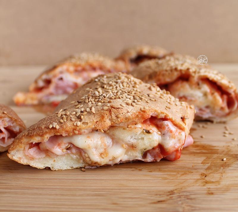Pane con sorpresa, senza glutine - La Cassata Celiaca