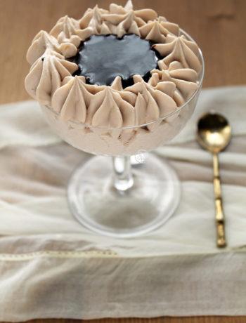 Tiramisù en verre sans gluten - La Cassata Celiaca